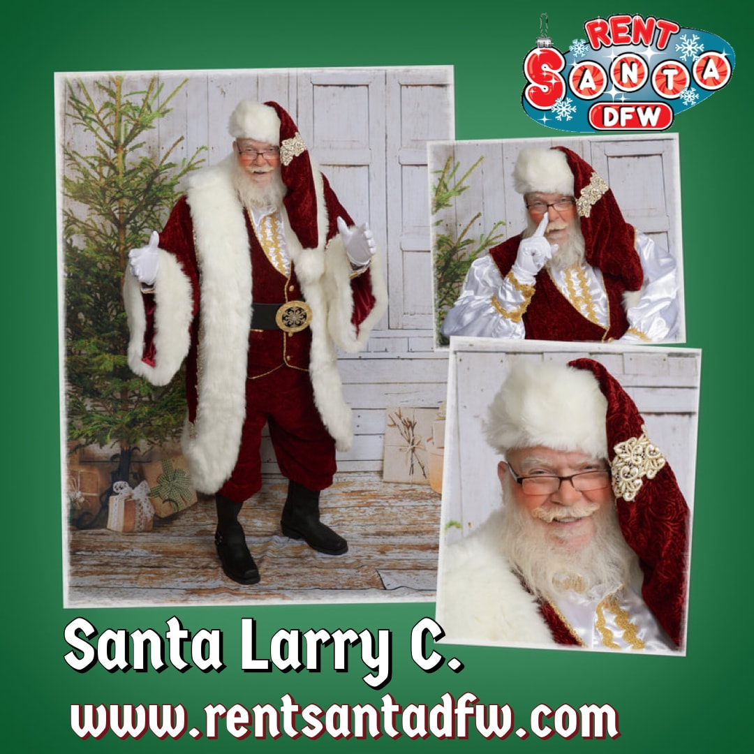 best santa dallas, santa for hire, christmas party ideas, dallas, fort worth, dfw, santa jason